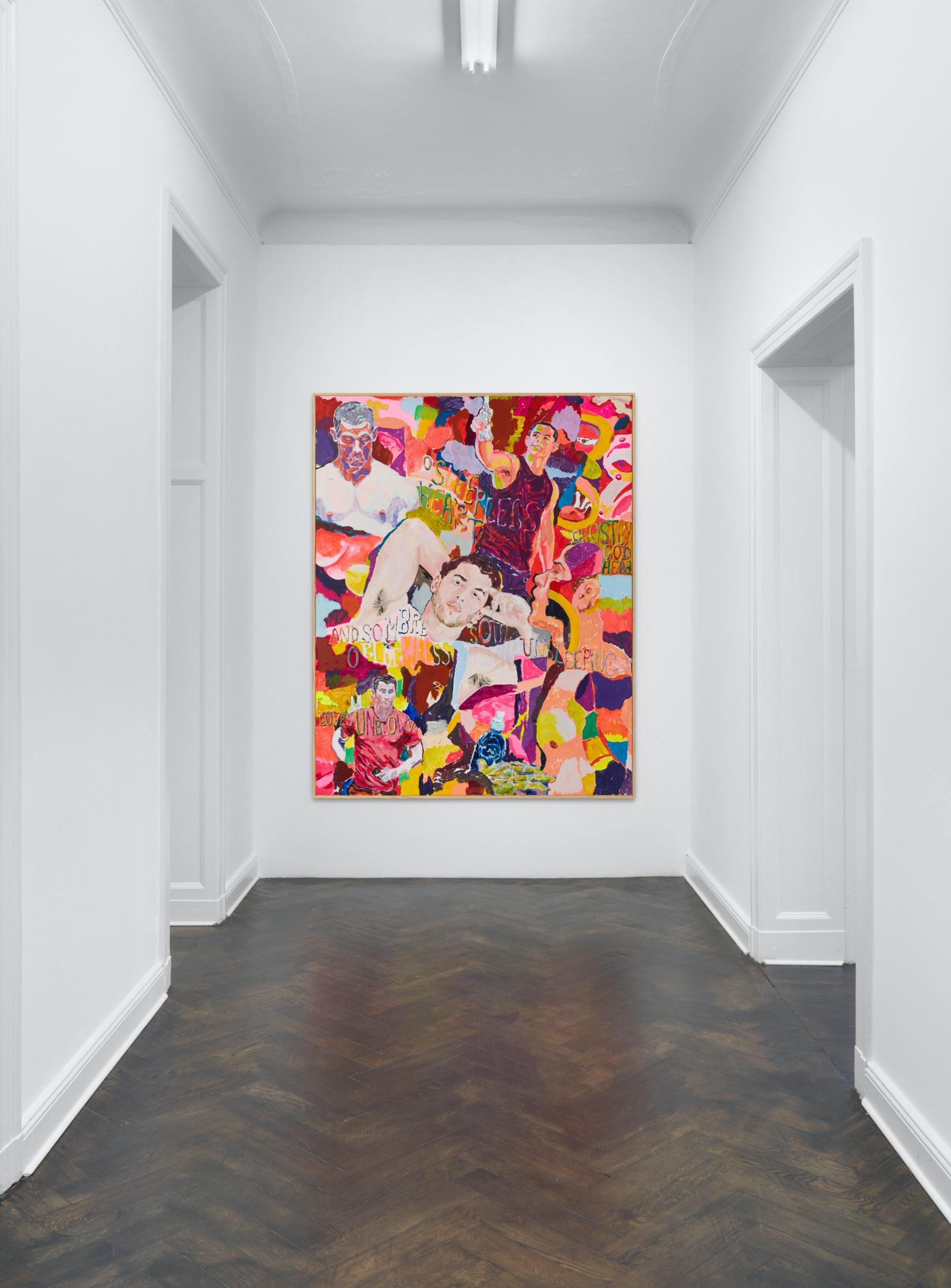 Galerie Buchholz Berlin Richard Hawkins 1