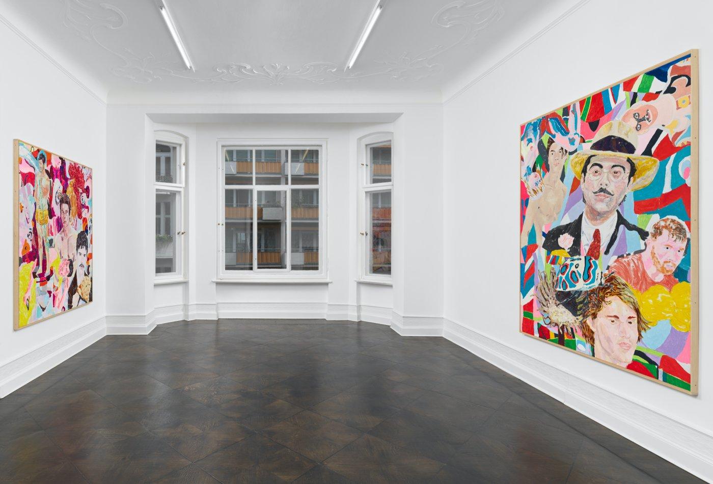Galerie Buchholz Berlin Richard Hawkins 2