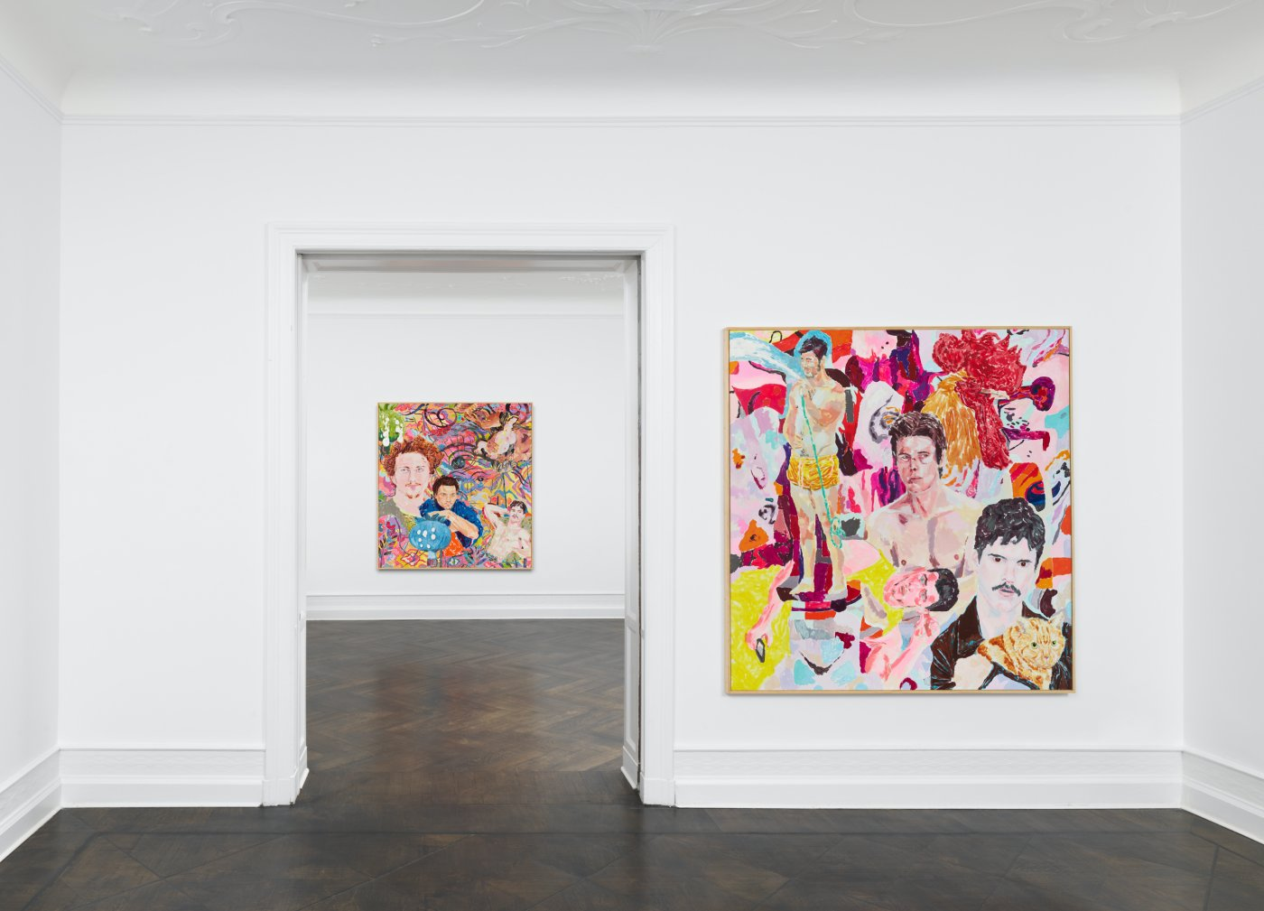 Galerie Buchholz Berlin Richard Hawkins 3