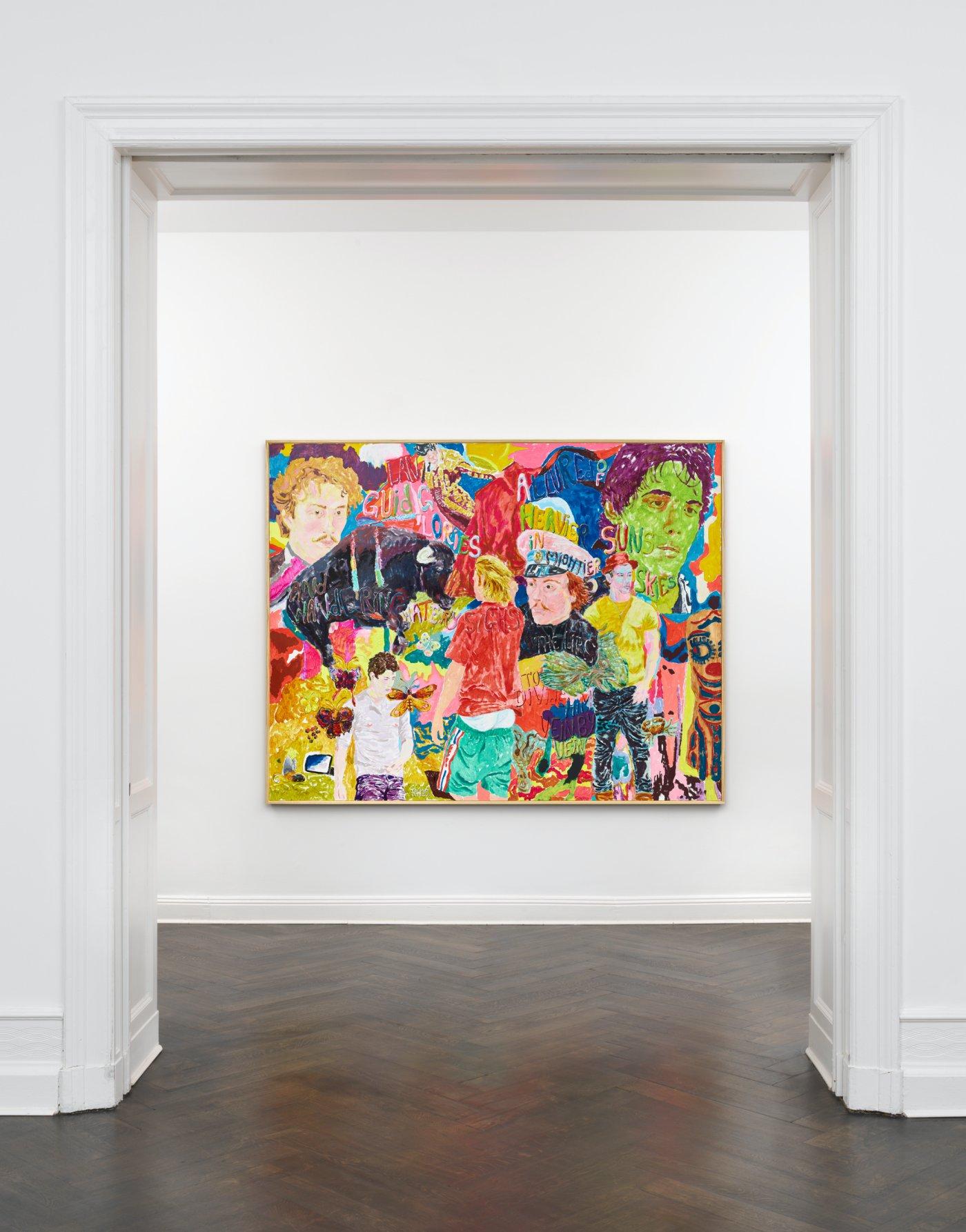 Galerie Buchholz Berlin Richard Hawkins 6