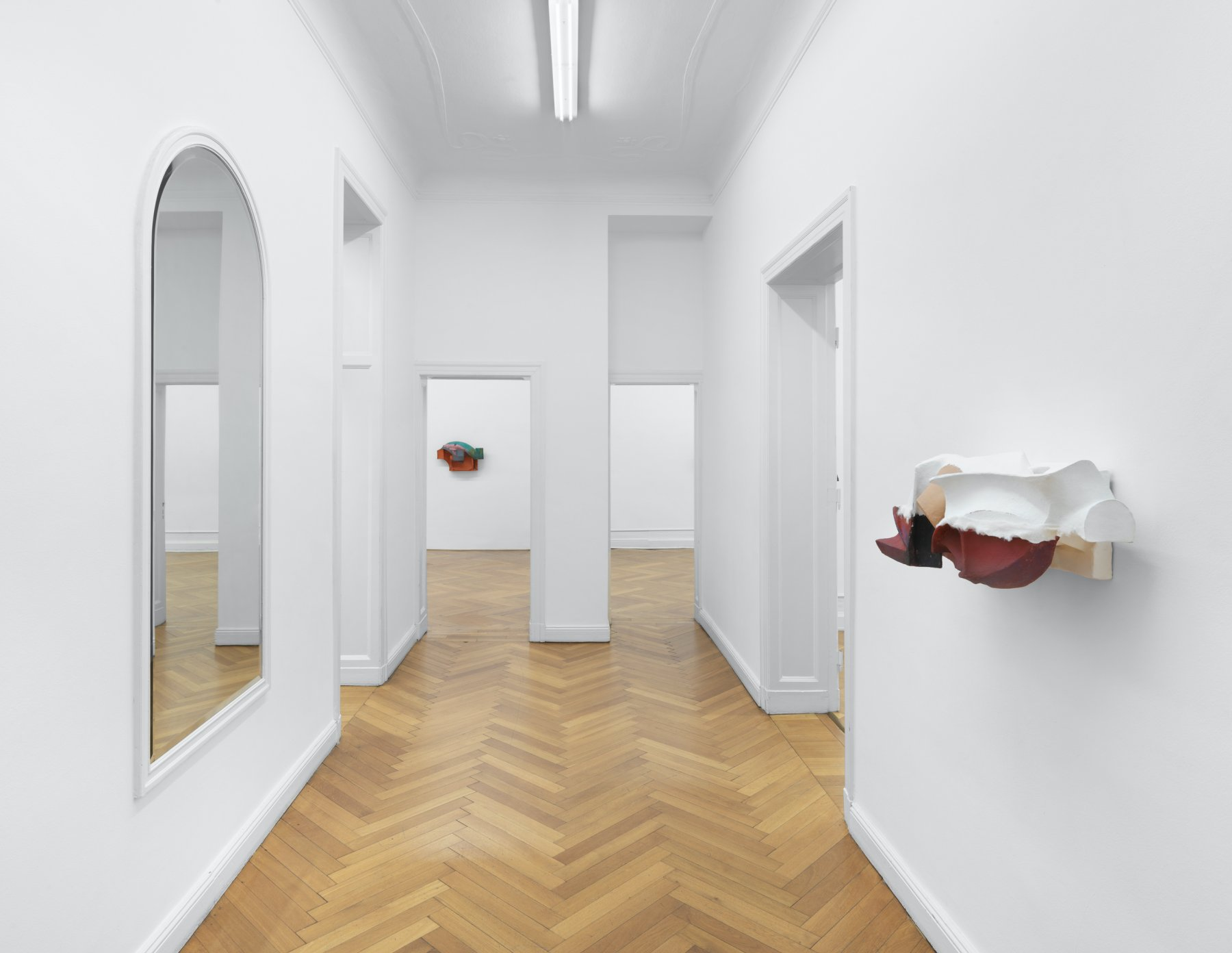 Galerie Buchholz Berlin Vincent Fecteau 1