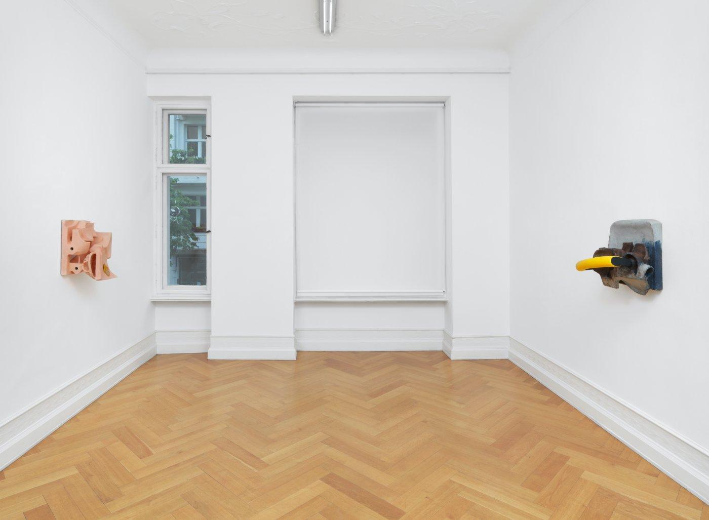 Galerie Buchholz Berlin Vincent Fecteau 2