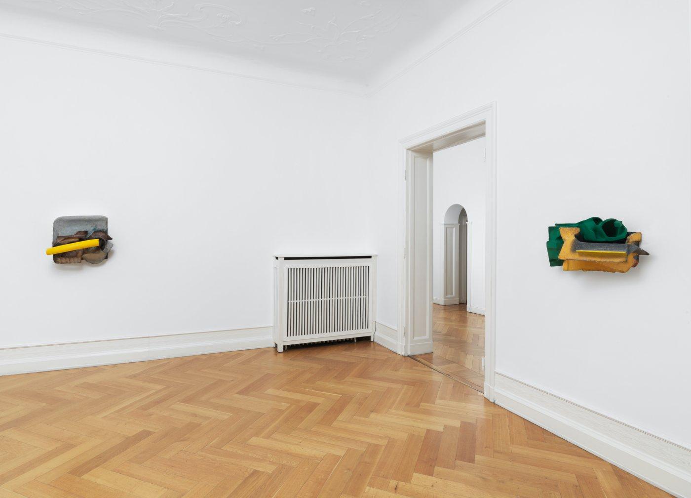 Galerie Buchholz Berlin Vincent Fecteau 4