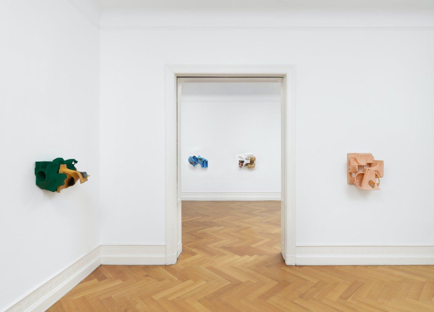 Galerie Buchholz Berlin Vincent Fecteau 5