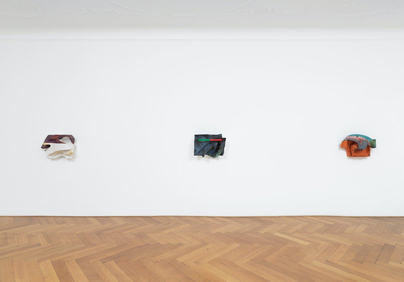 Galerie Buchholz Berlin Vincent Fecteau 7