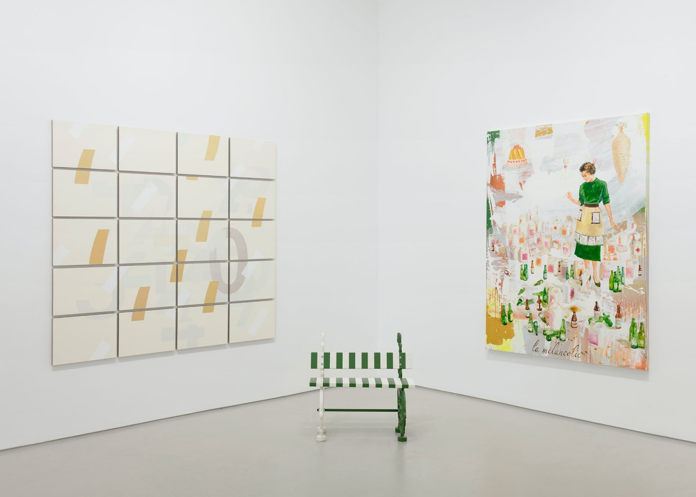 Galerie Max Hetzler FIAC at the gallery 3