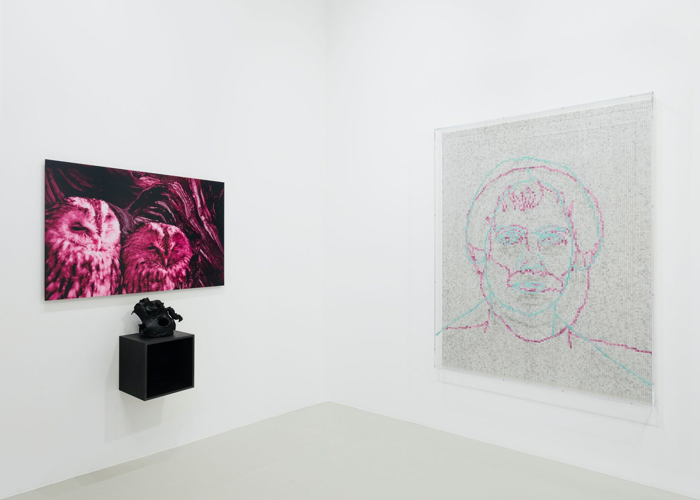 Galerie Max Hetzler FIAC at the gallery 6