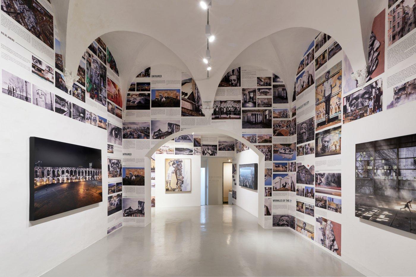 Galleria Continua San Gimignano JR 4