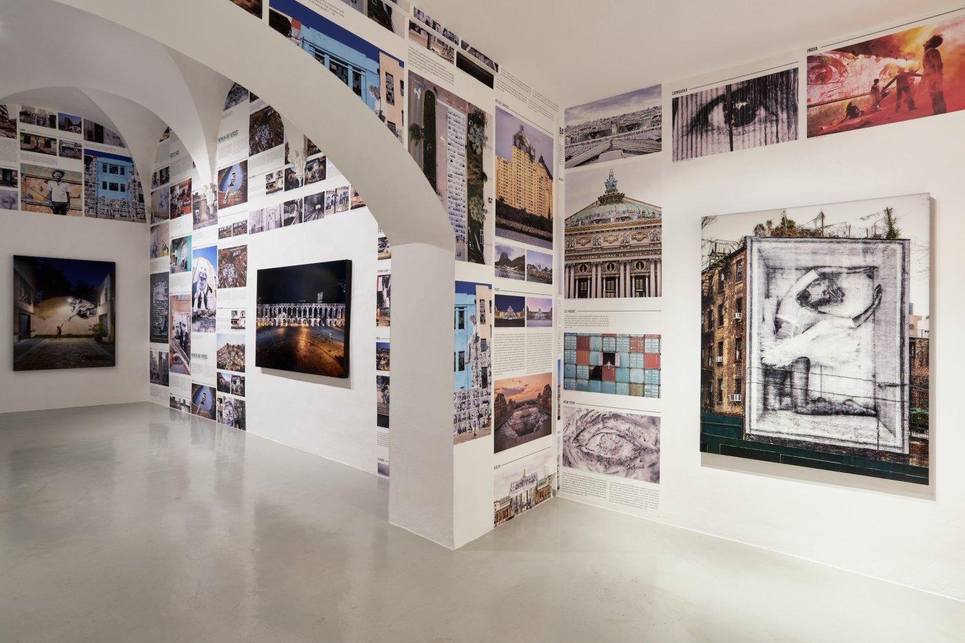 Galleria Continua San Gimignano JR 5