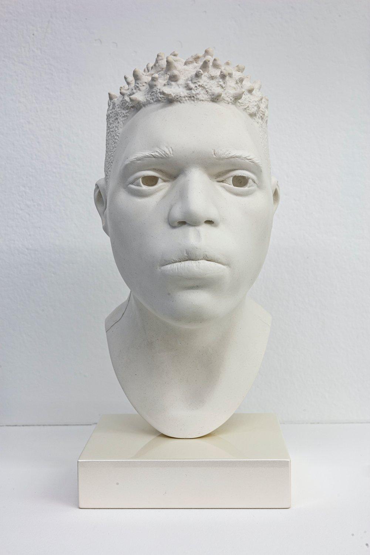 Untitled (Head 25)