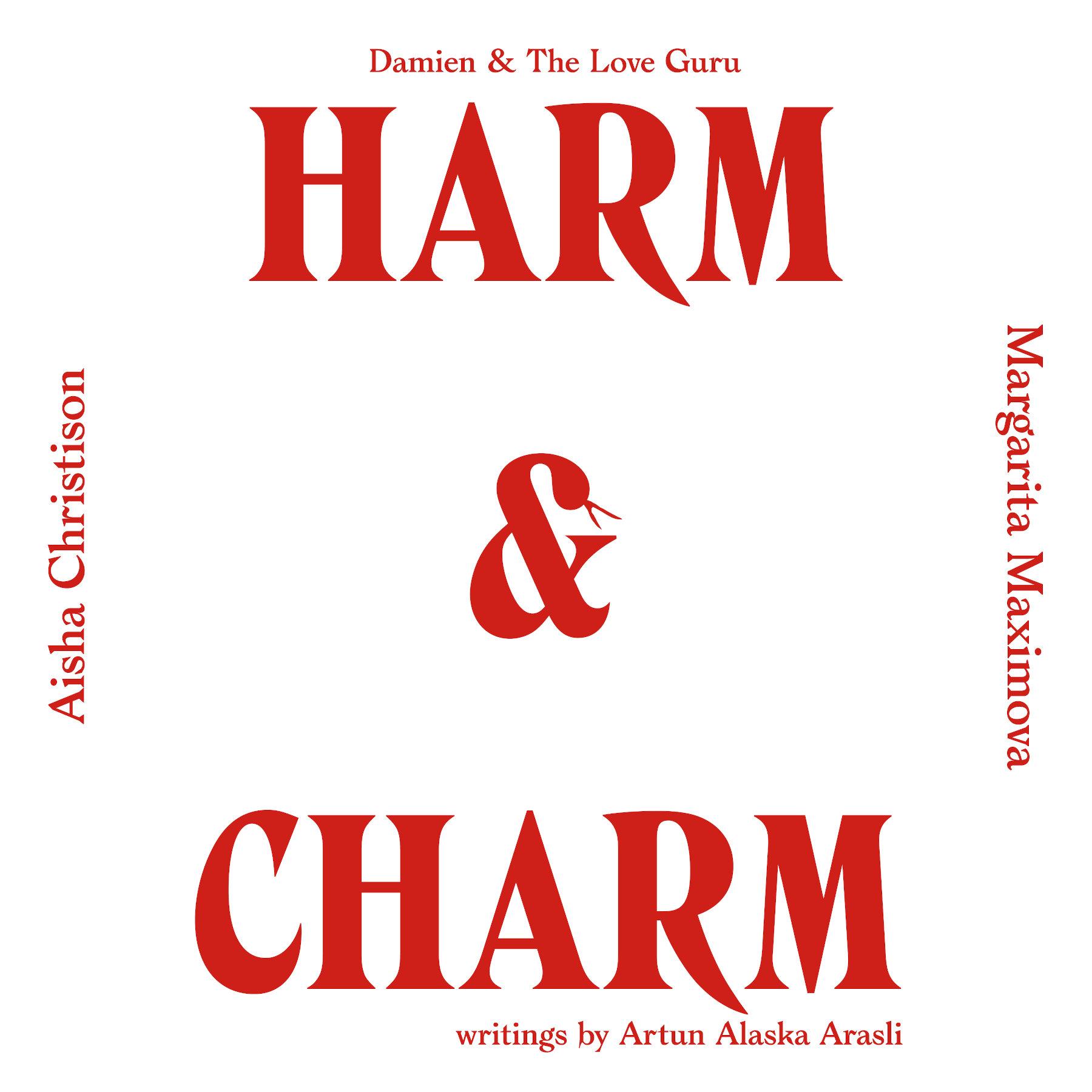 Harm and Charm Damien the Love Guru 2