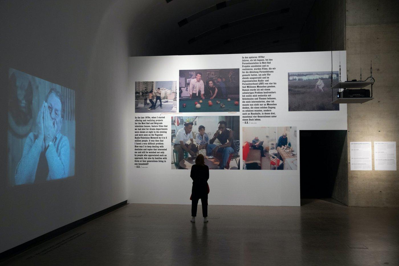 Kunsthalle Wien Zelimir Zilnik 2