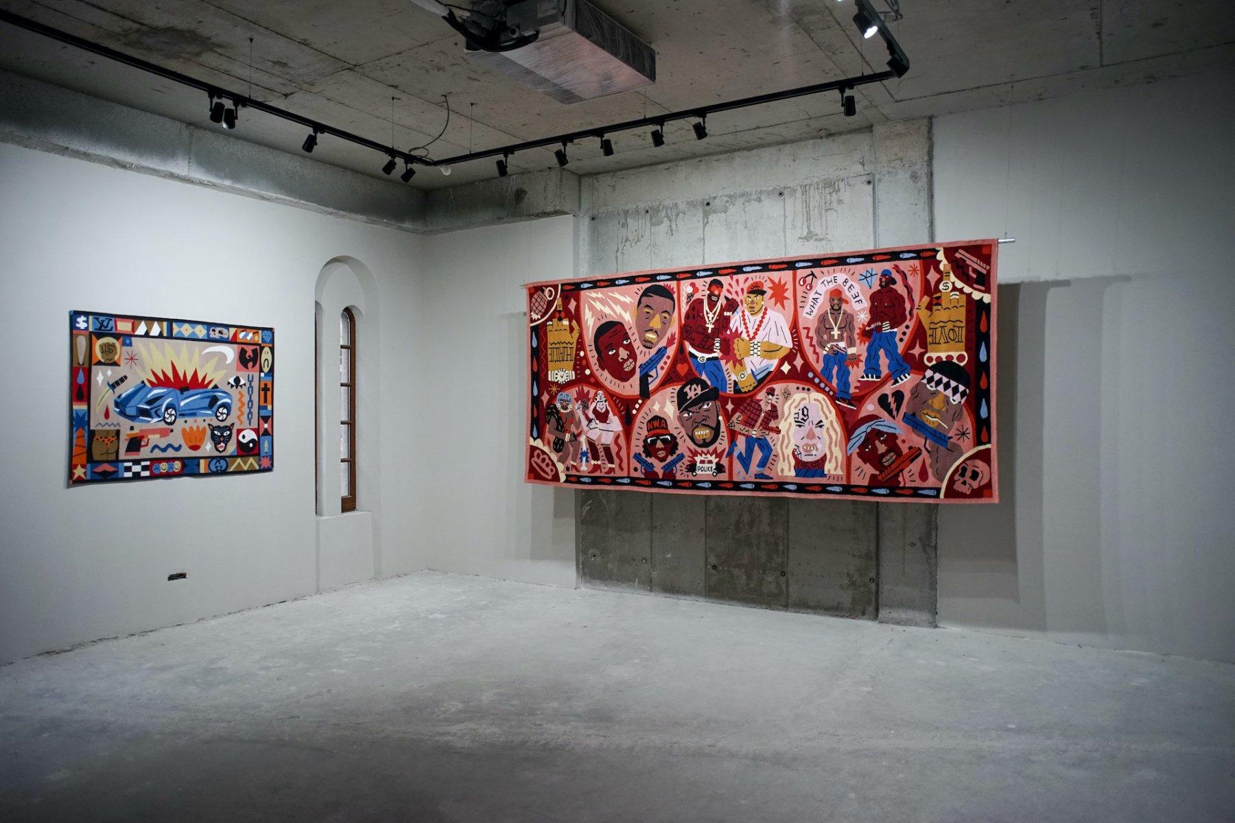 Mobius Gallery Saddo 1