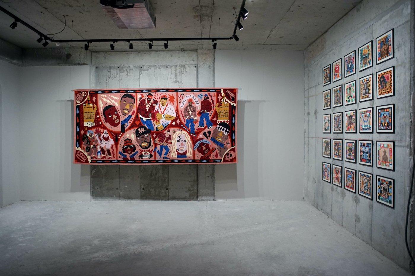 Mobius Gallery Saddo 2