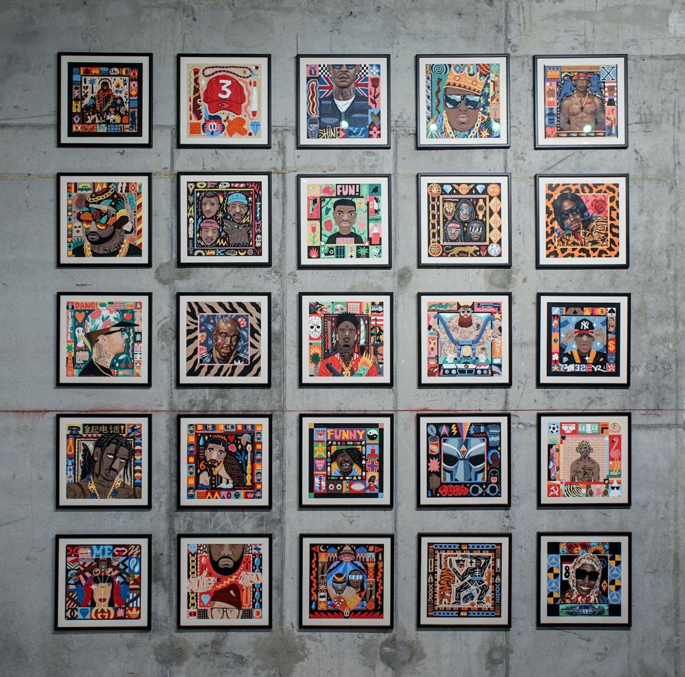 Mobius Gallery Saddo 3