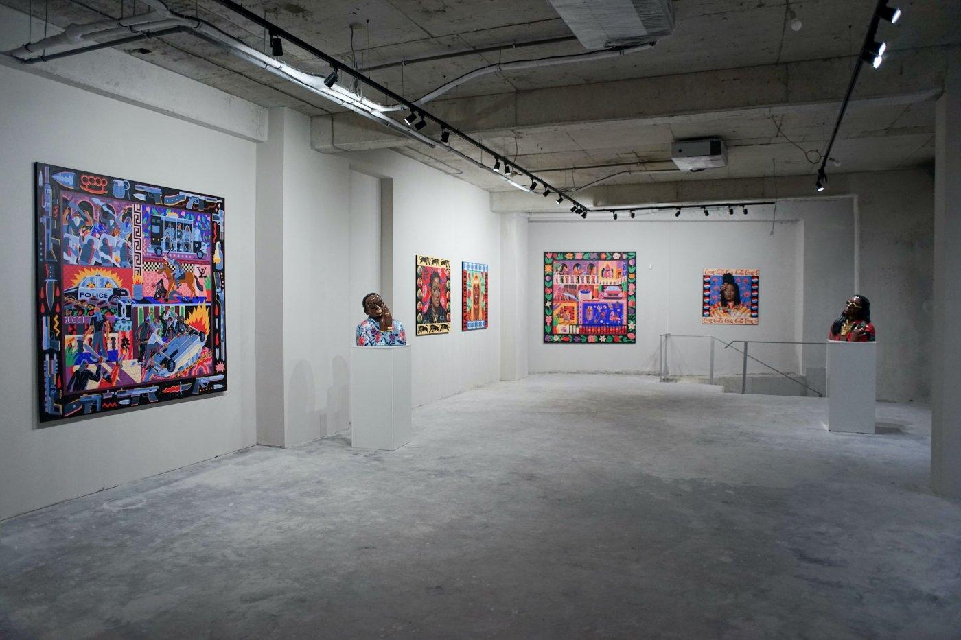 Mobius Gallery Saddo 4