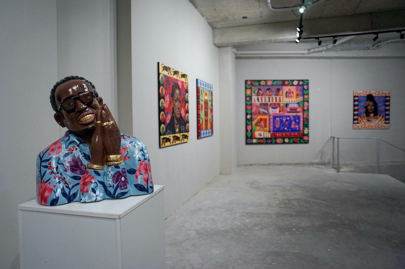 Mobius Gallery Saddo 5