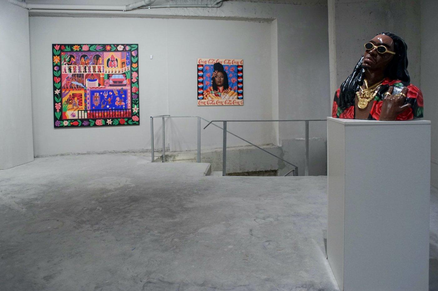 Mobius Gallery Saddo 7