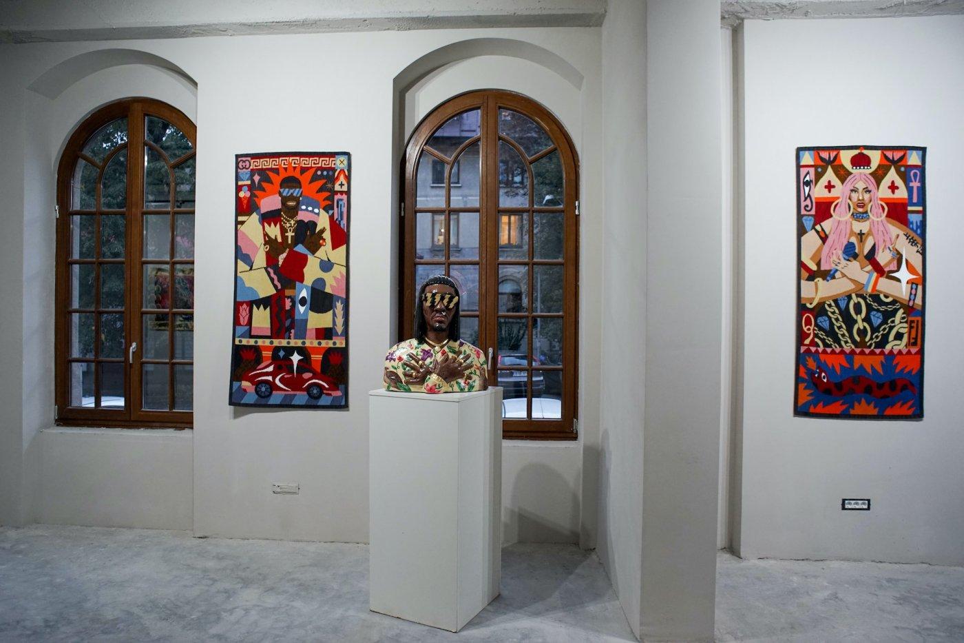 Mobius Gallery Saddo 9