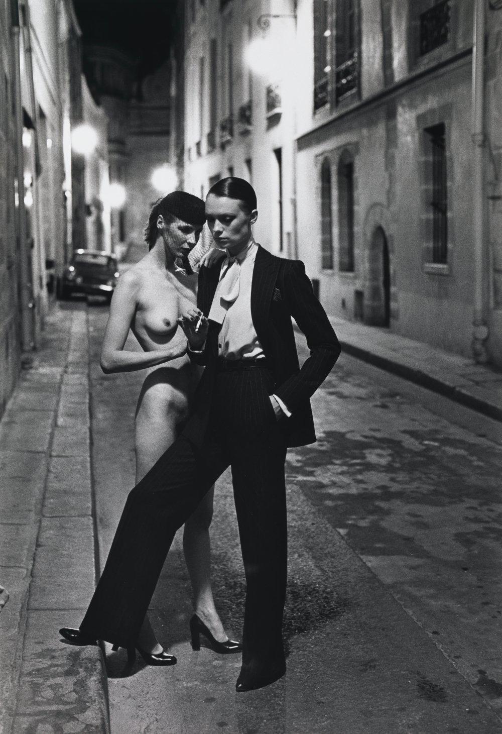 Rue Aubriot, Paris, 1975