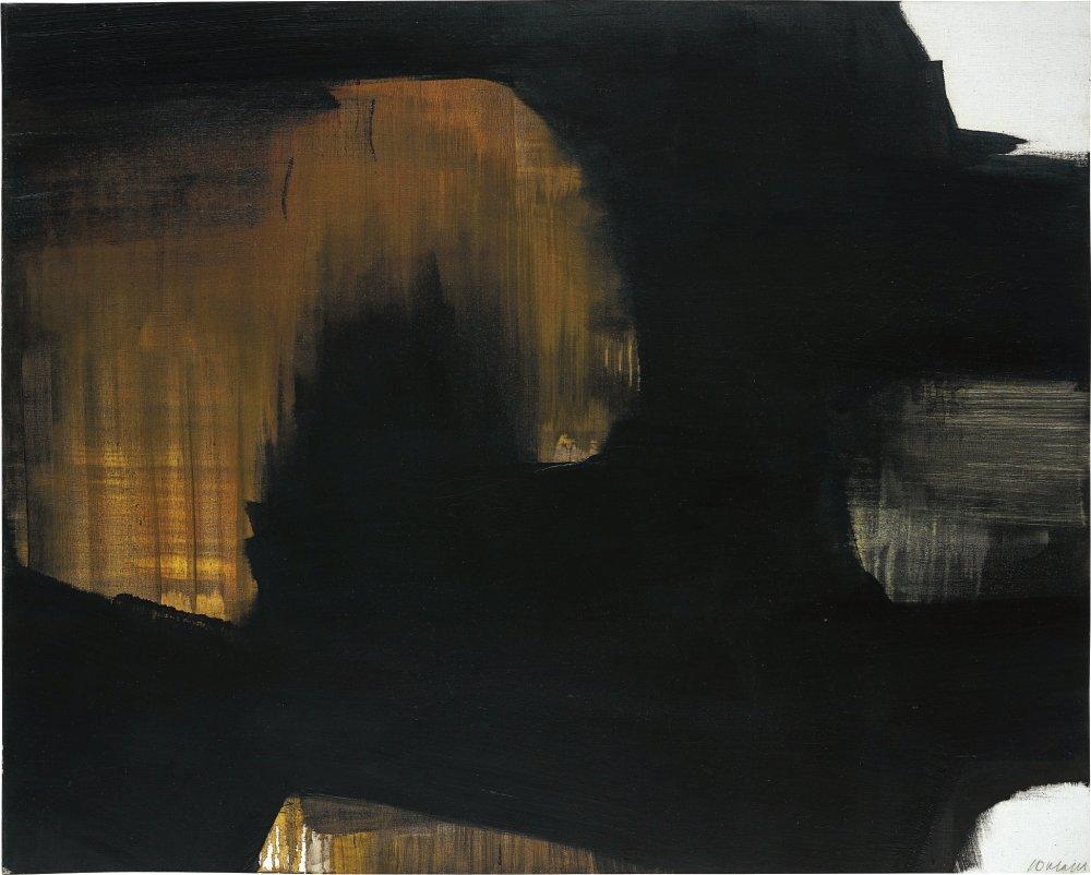 Peinture 130 x 162 cm, 12 mai 1965
