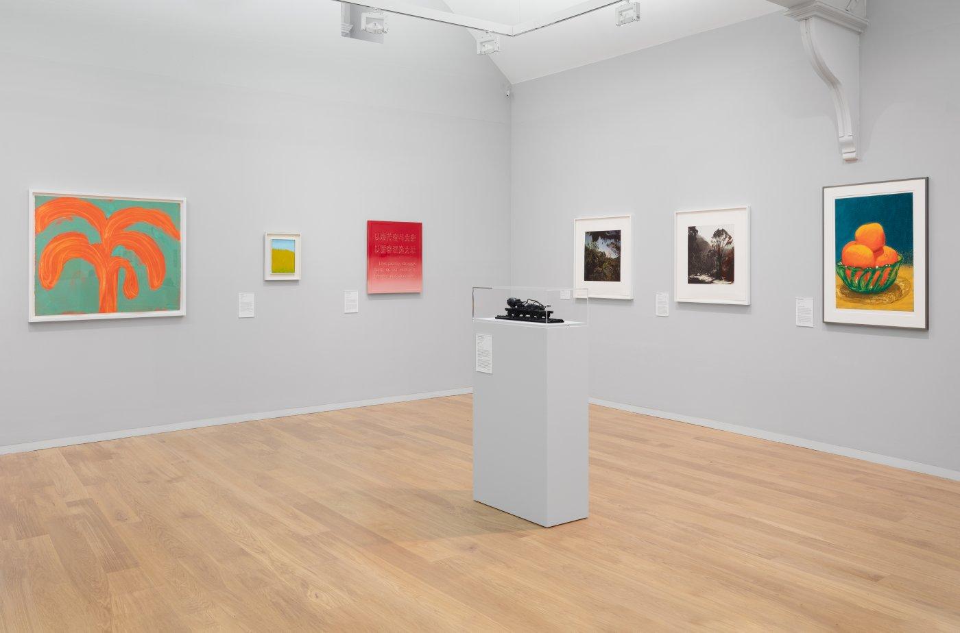 Whitechapel Gallery Gary Hume Hiscox 10