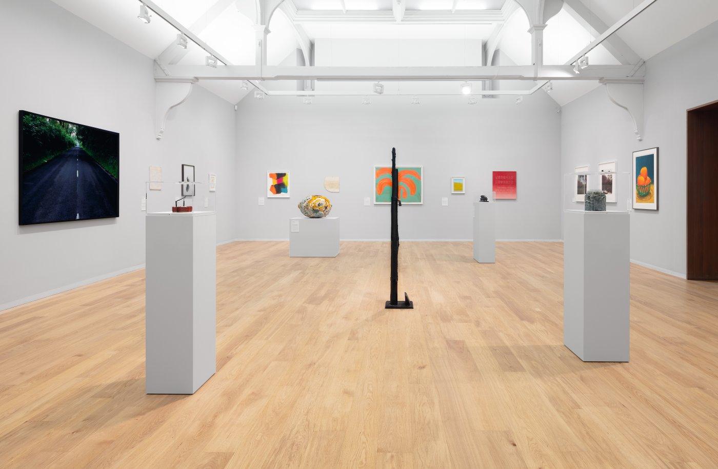 Whitechapel Gallery Gary Hume Hiscox 3
