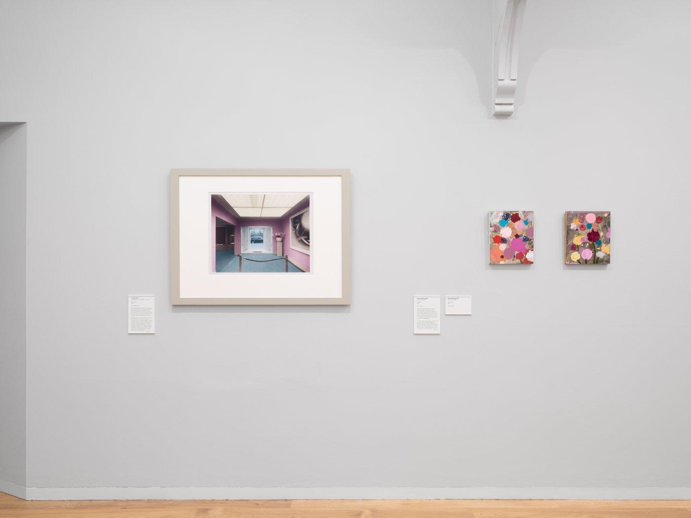 Whitechapel Gallery Gary Hume Hiscox 8