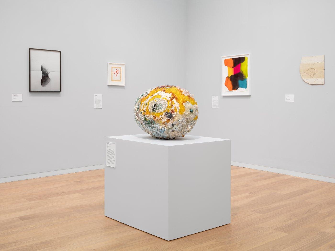 Whitechapel Gallery Gary Hume Hiscox 9