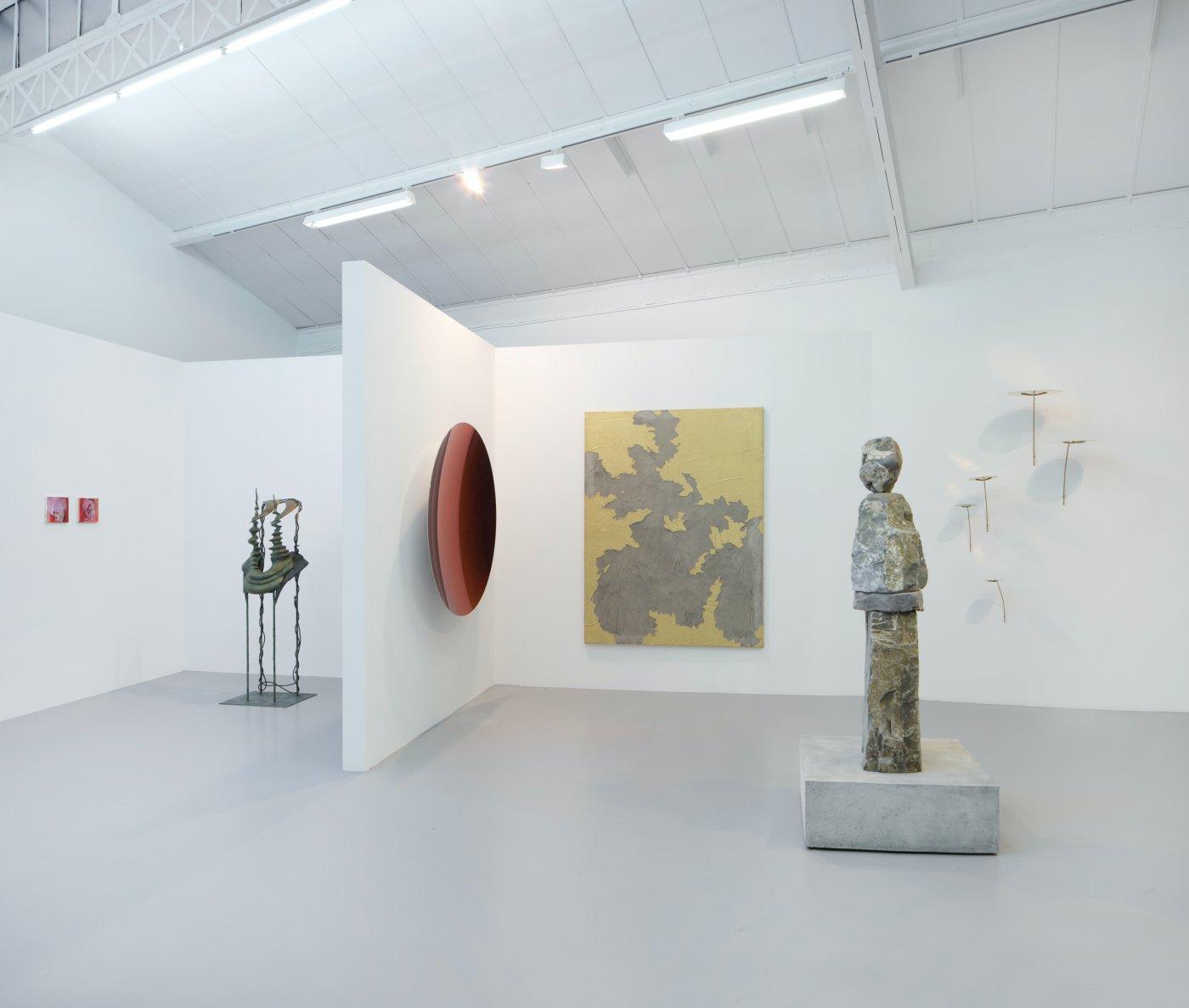 kamel mennour FIAC in the galleries 4