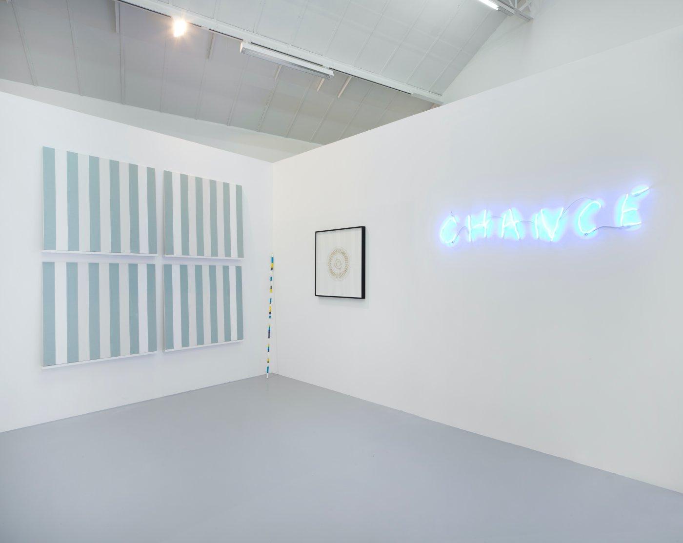 kamel mennour FIAC in the galleries 8