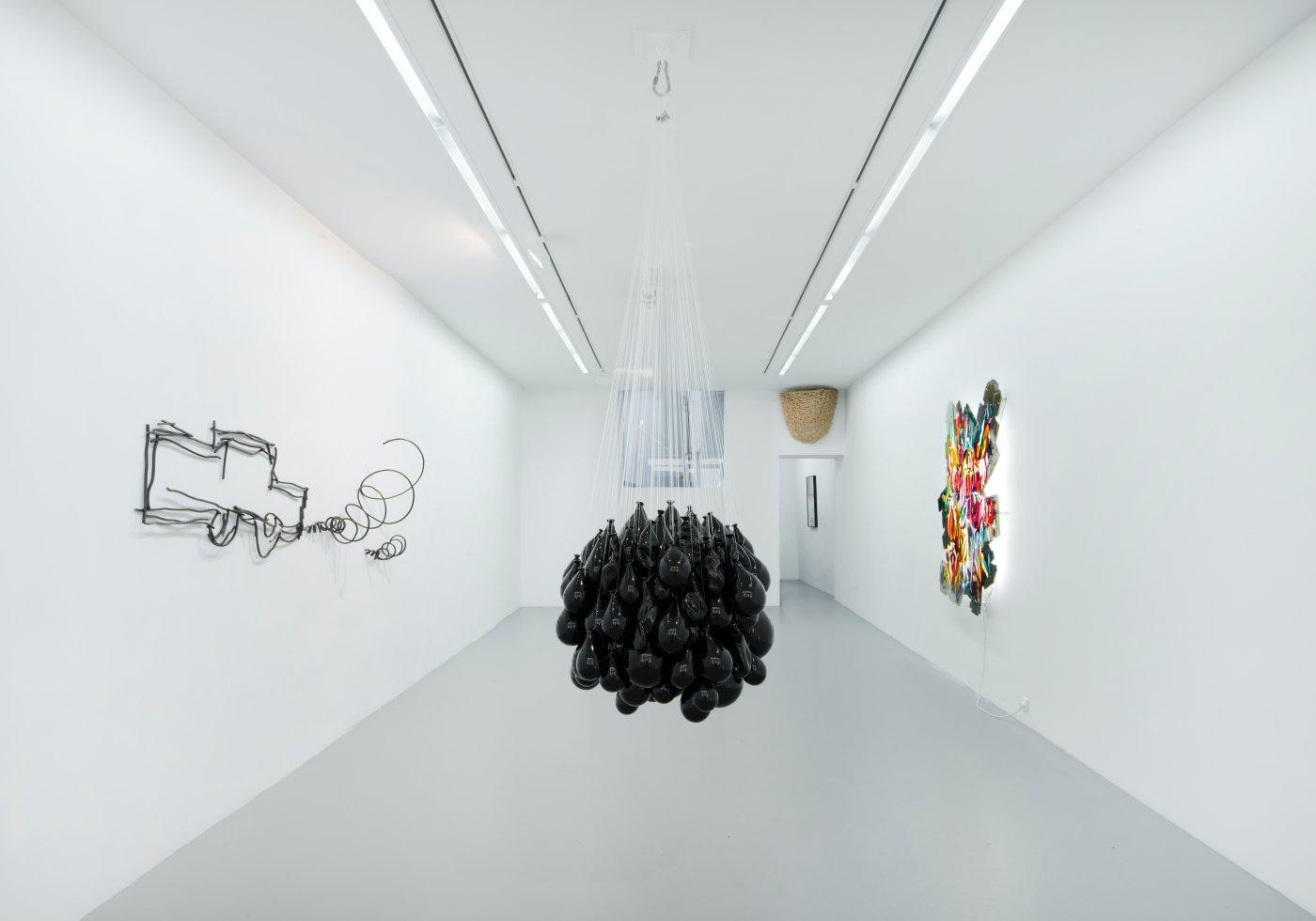 kamel mennour FIAC in the galleries 9