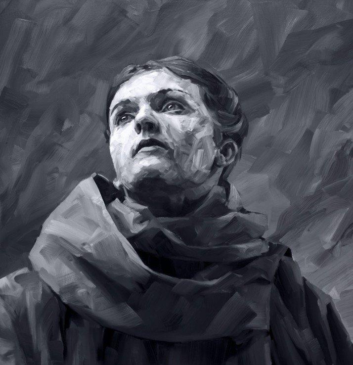 Matta portrait