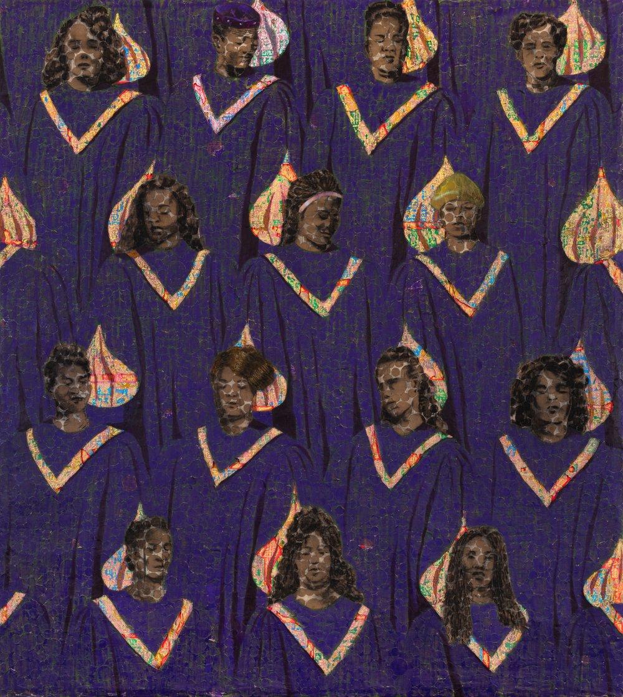 Chorus of Maternal Grief