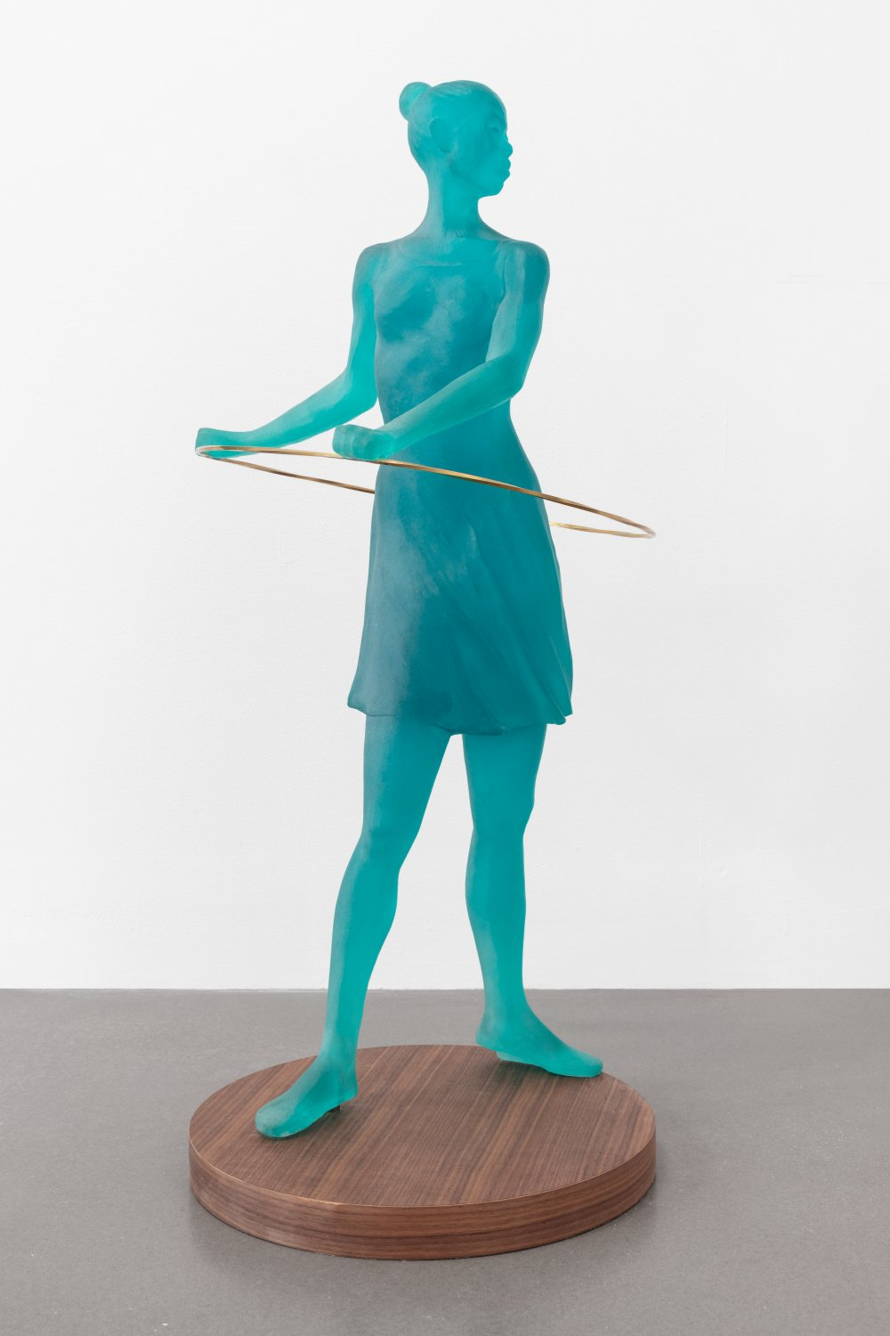 Contrapposto (Teal)
