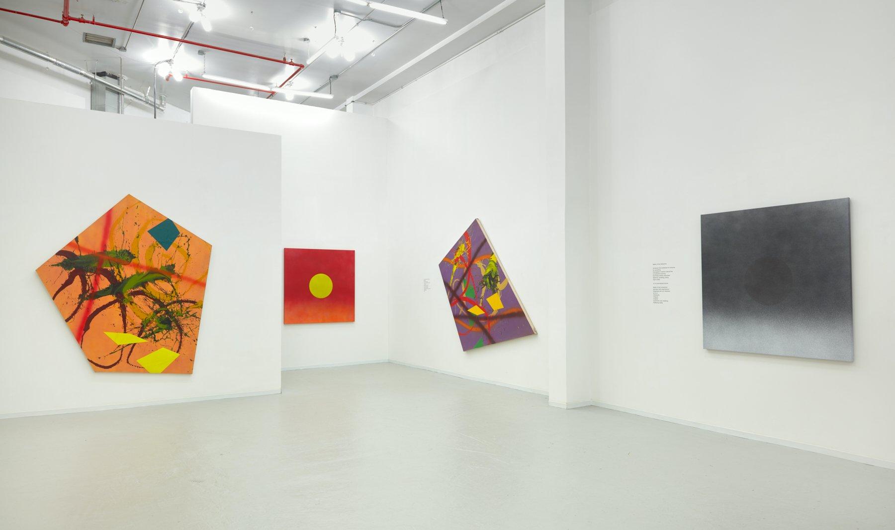 David Richard Gallery Lester Rapaport 1