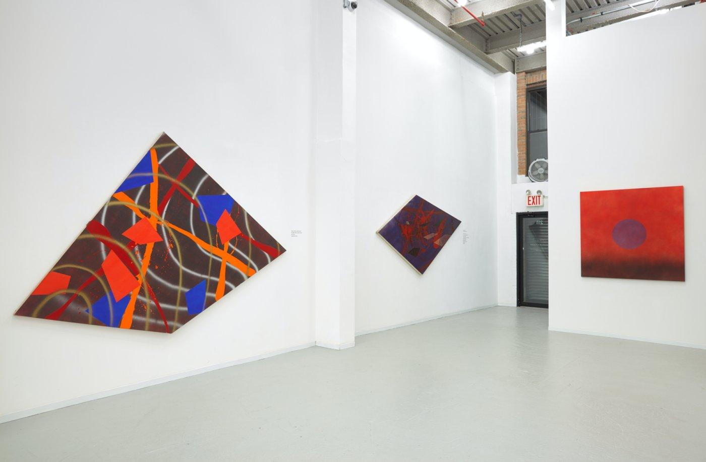 David Richard Gallery Lester Rapaport 2