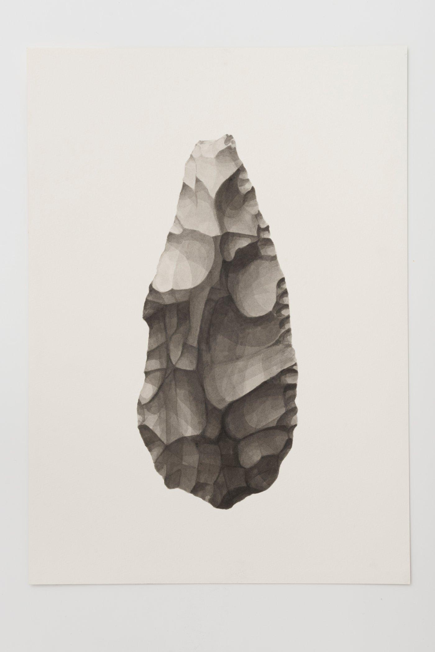 Ungrounded object 1 (Olduvai Axe I)