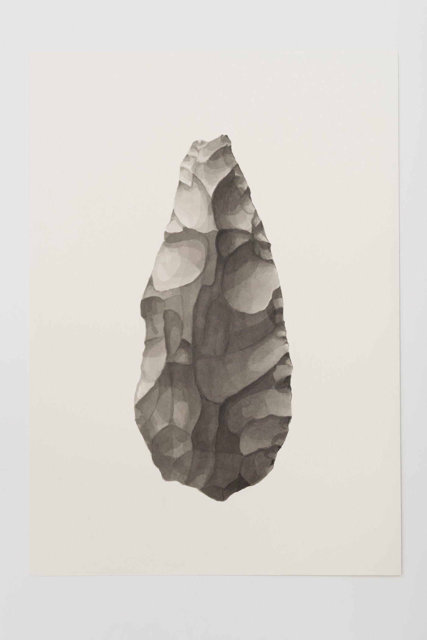 Ungrounded object 1 (Olduvai Axe III)