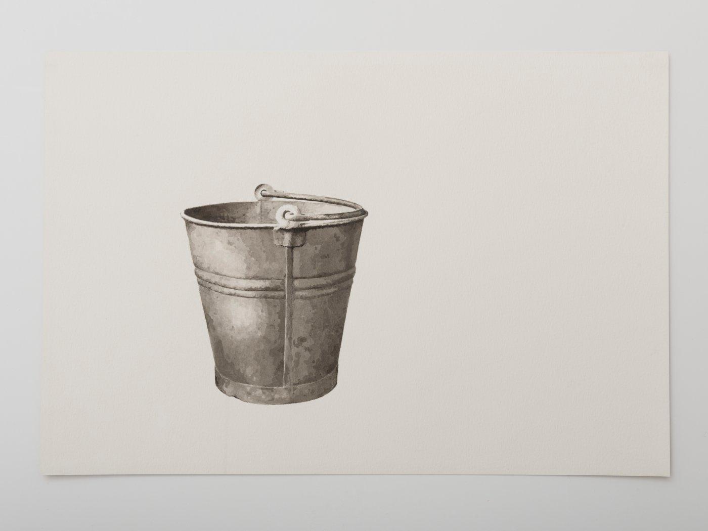Still thinking 1 (Bucket I)