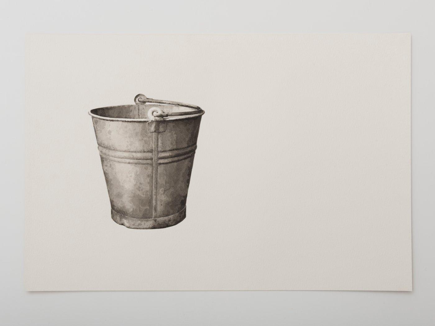 Still thinking 1 (Bucket II)