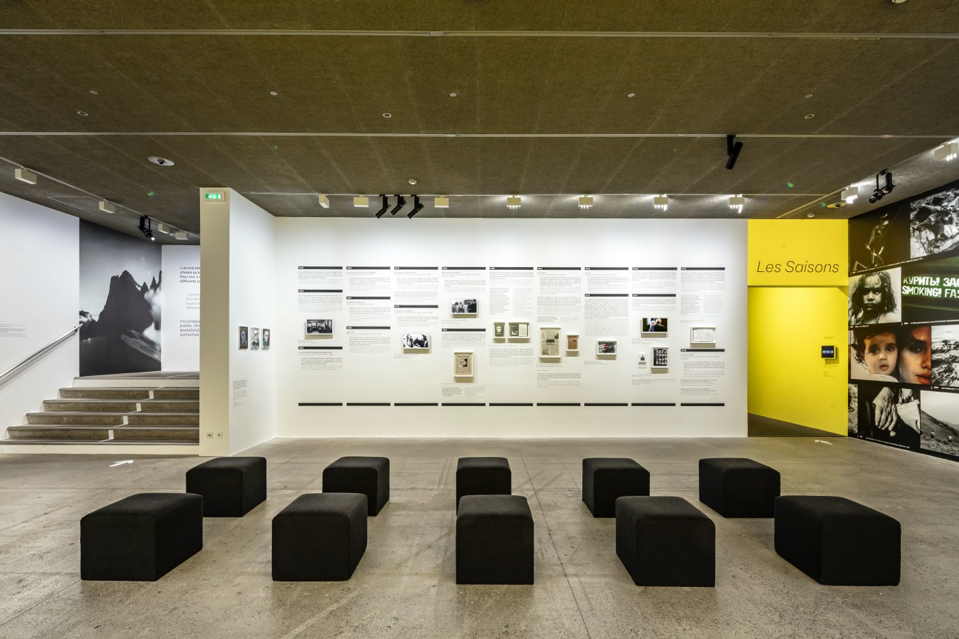 Fondation Cartier Artavazd Pelechian 5