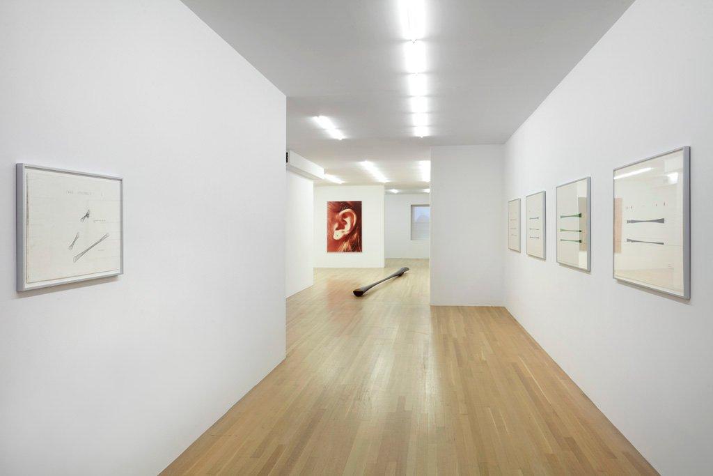 Galerie Buchholz New York Isa Genzken 1