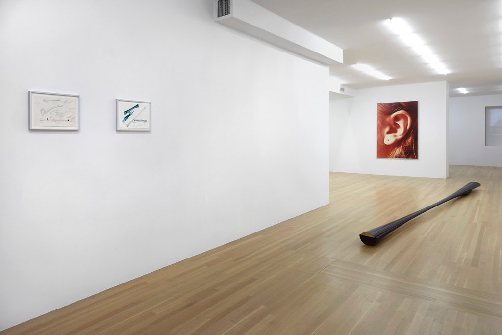 Galerie Buchholz New York Isa Genzken 4