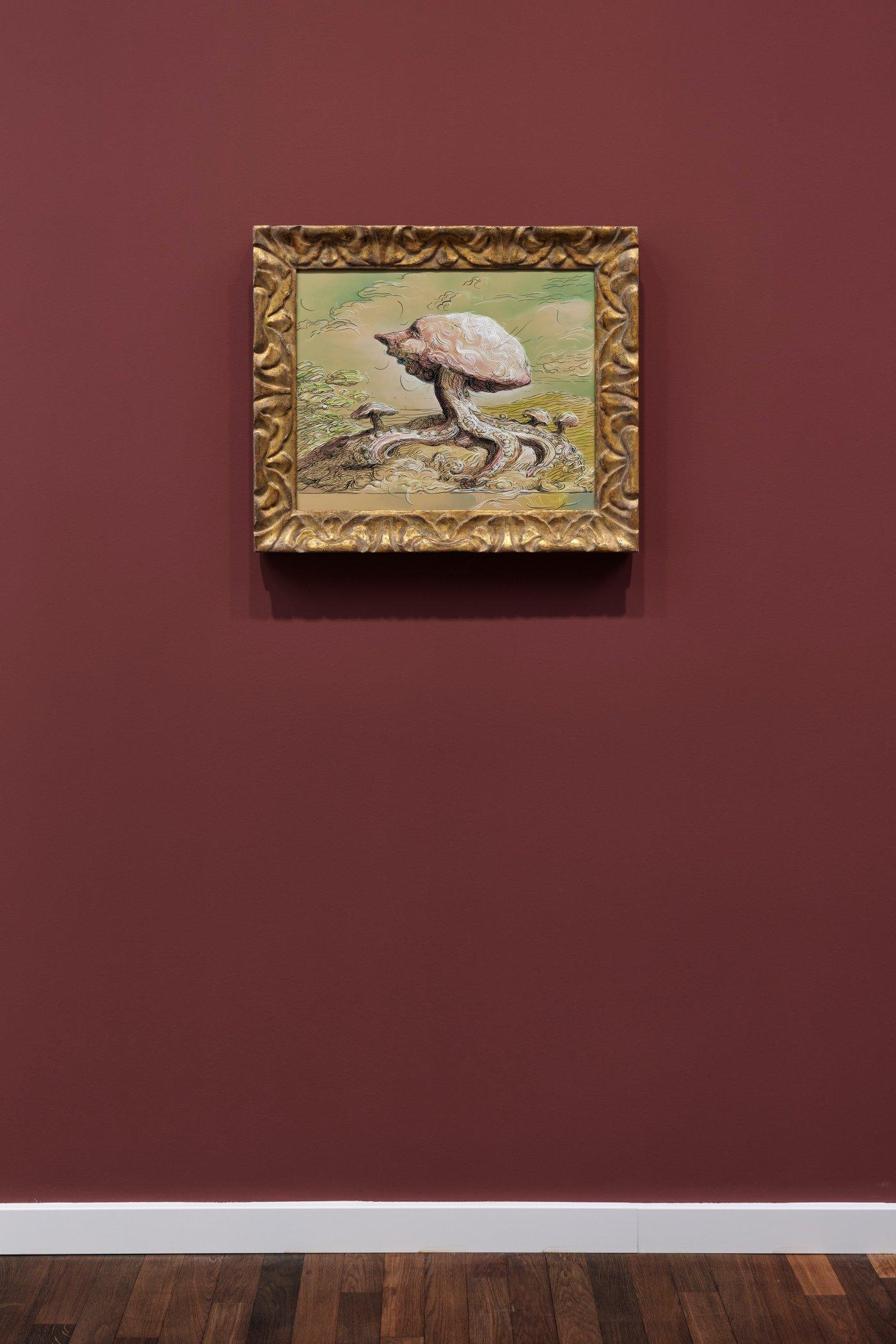 Galerie Max Hetzler Bleibtreustr 15 16 Glenn Brown 3