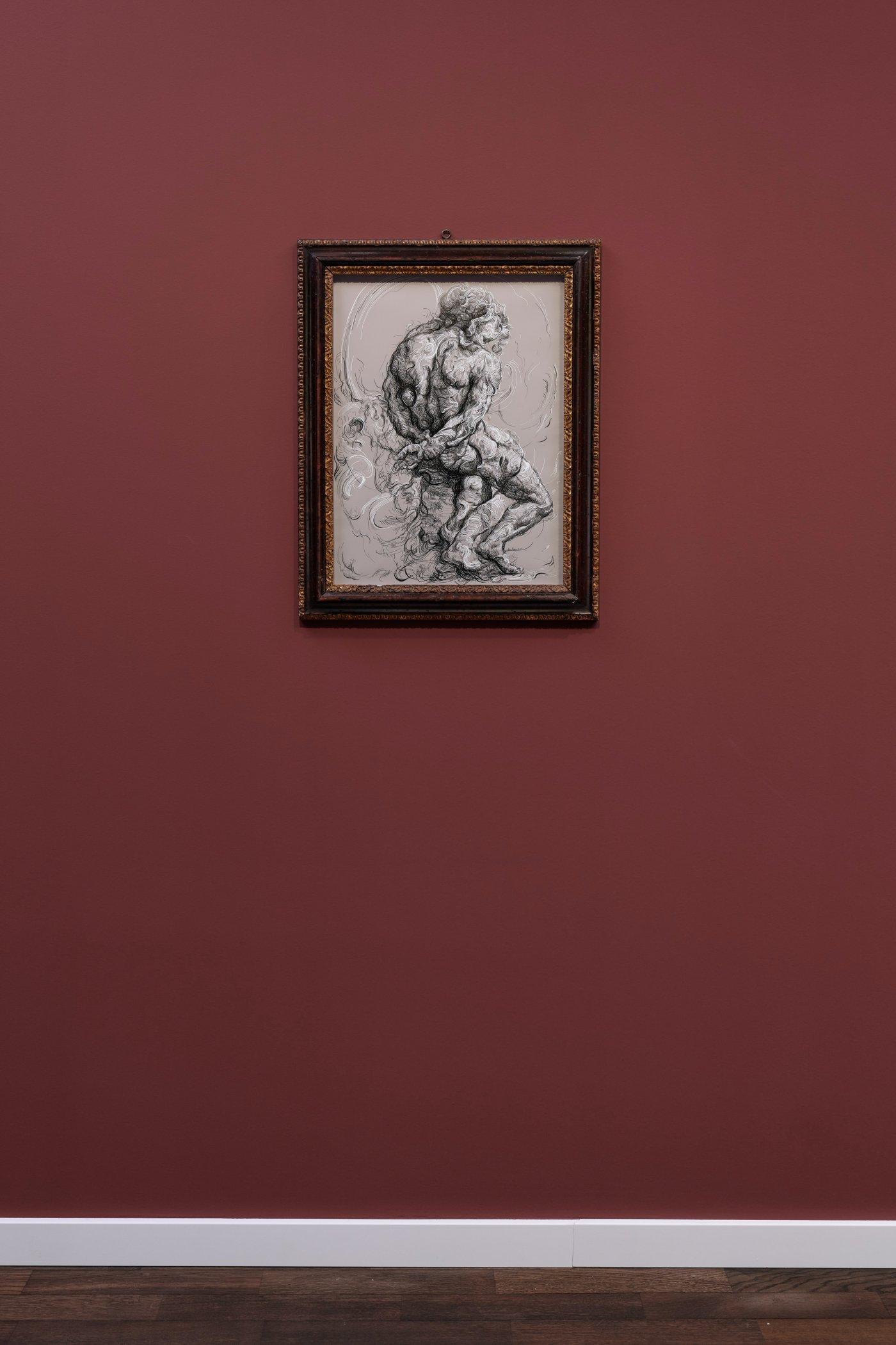 Galerie Max Hetzler Bleibtreustr 15 16 Glenn Brown 4