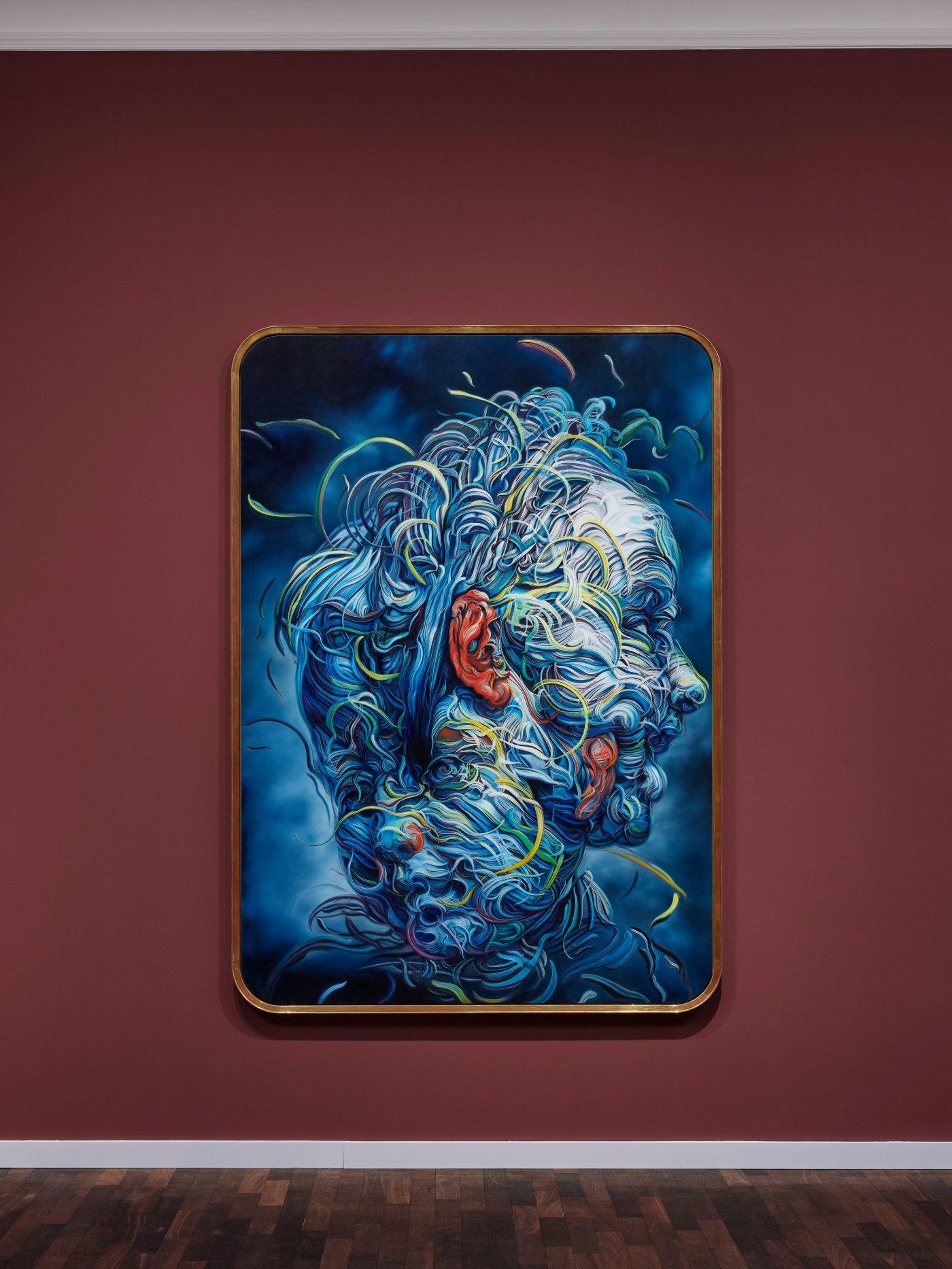 Galerie Max Hetzler Bleibtreustr 15 16 Glenn Brown 6