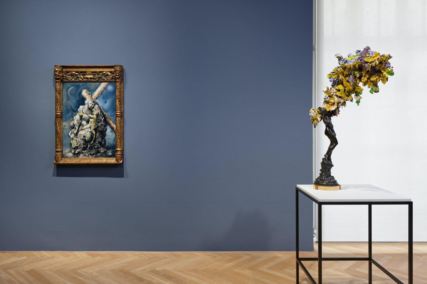 Galerie Max Hetzler Bleibtreustr 45 Glenn Brown 6
