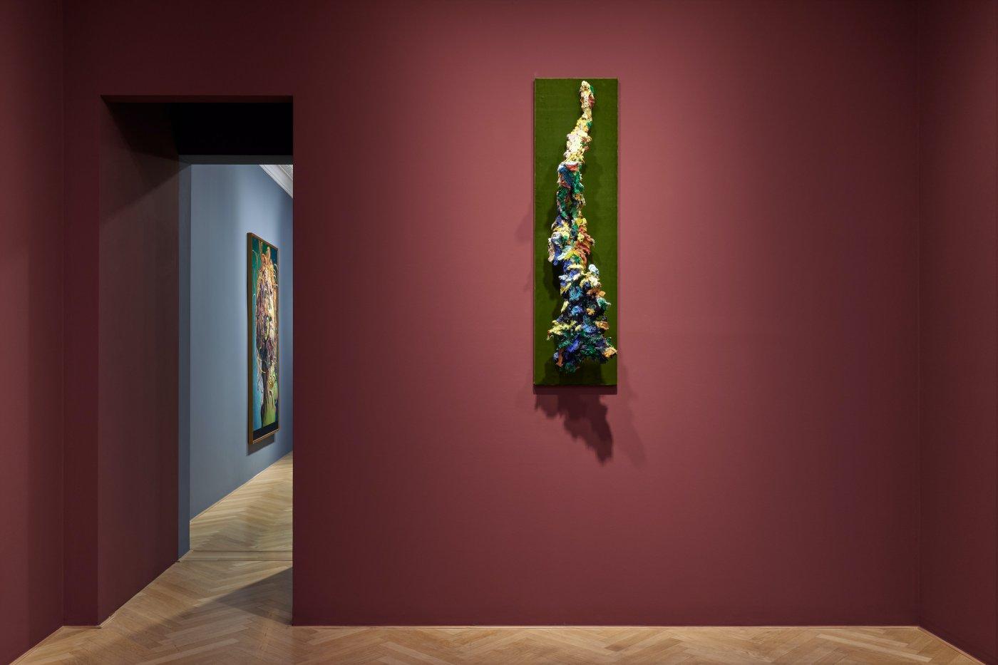 Galerie Max Hetzler Bleibtreustr 45 Glenn Brown 9