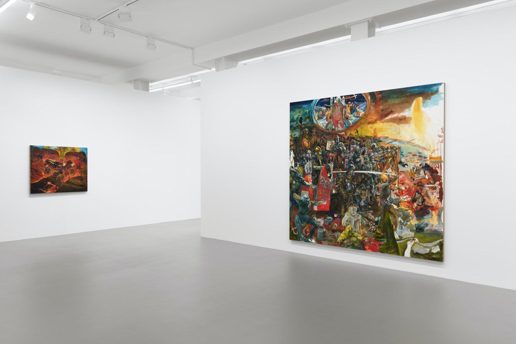 Galerie Max Hetzler Celeste Dupuy-Spencer 1